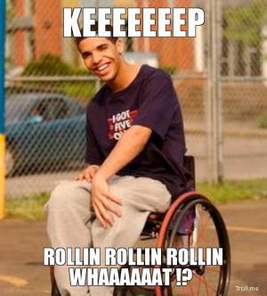 Keeeeeeep  Rollin Rollin Rollin Whaaaaaat !?
