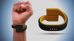 The bracelet that zaps you with an electric shock every time you give into a bad habit