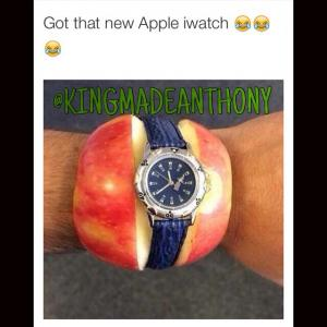 Got that new Apple iwatch