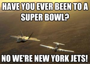 Have you ever been to a Super Bowl?