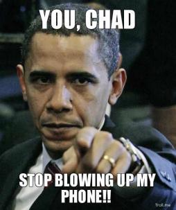You, Chad