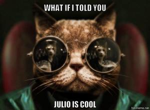 What I'd I told you
