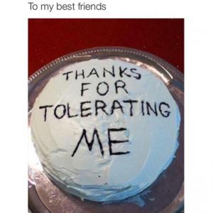 To my best friends