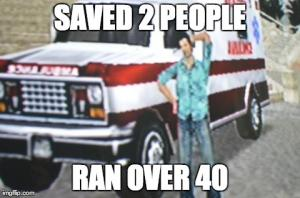 Image result for ambulance joke