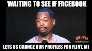 Waiting to see if Facebook