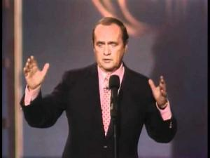 Bob Newhart's 'Bus Driver Training' skit from his Button Down Comedy stand-up show.