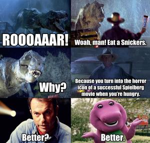 Roooaaar!