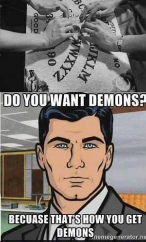 Do you want demons?