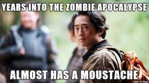 Years into the zombie apocalypse