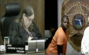 Man starts twerking in court! Judge not impressed.