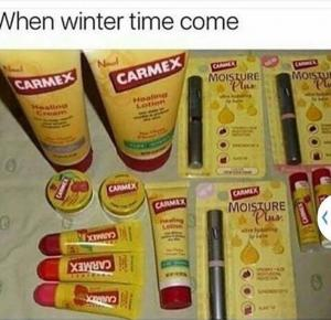 When winter time come