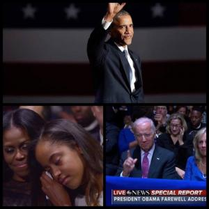 The Best, Most Heartbreaking Twitter Reactions to President Obama's Farewell Speech