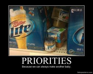 Priorities