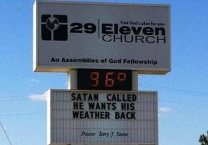Satan called
